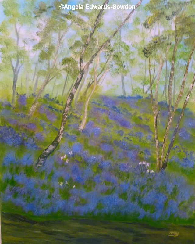 Art class telford - Painting workshops and Demonstrations